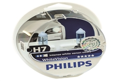 ΛΑΜΠΕΣ PHILIPS H7 WHITE VISION