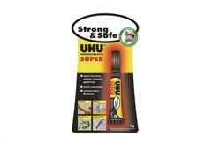 ΚΟΛΛΑ UHU STRONGE & SAFE  7GR