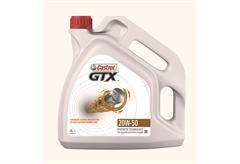 ΛΑΔΙ CASTROL GTX25 20W/50 4LT