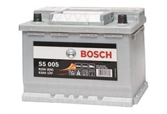 ΜΠΑΤΑΡΙΑ ΑΥΤΟΚΙΝΗΤΟΥ BOSCH S5005 63AH/610A