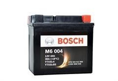 ΜΠΑΤΑΡΙΑ ΜΟΤΟΣΥΚΛΕΤΑΣ BOSCH M6004 AGM