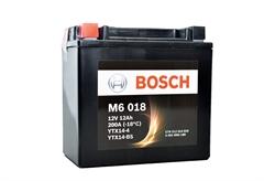 ΜΠΑΤΑΡΙΑ ΜΟΤΟΣΥΚΛΕΤΑΣ BOSCH M6018 AGM