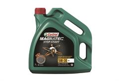 ΛΑΔΙ CASTROL MAGNATEC 5W/30 4LT