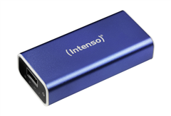 POWER BANK INTENSO 5200MAH ALU ΜΠΛΕ