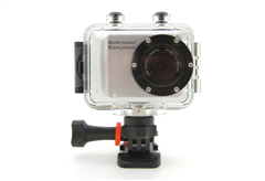 ACTION CAMERA GOXTREME FULL HD EXPLORER GX20124 ΑΣΗΜΙ