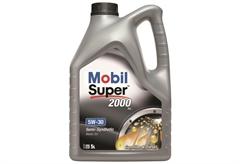 ΛΑΔΙ MOBIL SUPER 2000 5W/30 5LT