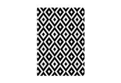 ΧΑΛΙ CHENILLE BLACK&WHITE 140Χ200CM
