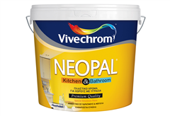 ΧΡΩΜΑ VIVECHROM NEOPAL KITCHEN&BATHROOM ΒΑΣΗ Ρ 1LT