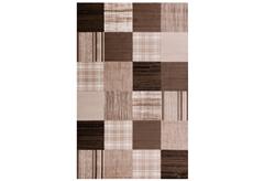 ΧΑΛΙ ESTIA HEATSET 160X230CM (1694-CREAM/BROWN)