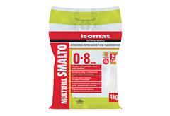 ΑΡΜΟΣΤΟΚΟΣ ISOMAT MULTIFILL SMALTO 1-8 ΚΑΦΕ/ΚΟΚΚΙΝΟΣ 4kg