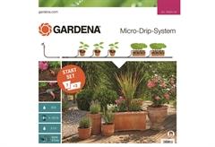 ΣΕΤ ΠΟΤΙΣΜΑΤΟΣ GARDENA MICRO DRIP 13001-20