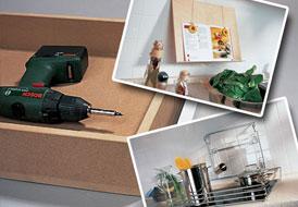 Τακτοποίηση κουζίνας