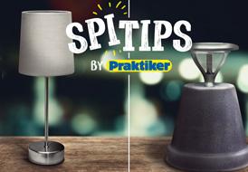 Φτιάξε το δικό σου φωτιστικό κήπου! #spitips