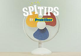 Βάλε... χρώμα στον ανεμιστήρα σου με #spitips