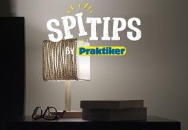 Δώσε νέα προοπτική στο φωτιστικό σου με #spitips!