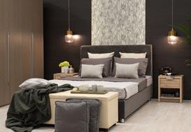 Υπνοδωμάτιο: Ιδέες διακόσμησης για μοντέρνο στιλ