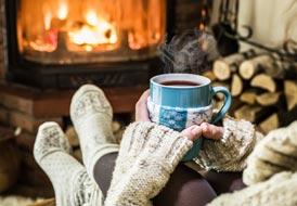 Πώς να περάσεις τον χειμώνα χωρίς κεντρική θέρμανση