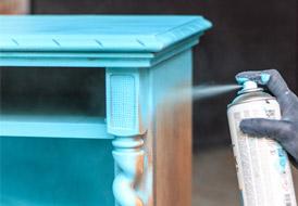 Δώσε vintage όψη στα παλιά σου έπιπλα με χρώματα κιμωλίας!