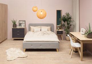 Ιδέες διακόσμησης για το υπνοδωμάτιο!