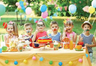 Το παιδικό πάρτι που θα ξετρελάνει μικρούς και μεγάλους!