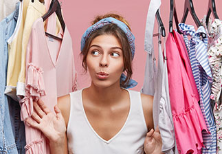 Μάθε πώς θα οργανώσεις σωστά την ντουλάπα σου!