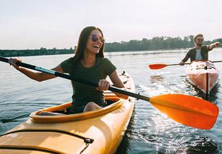 Βρες το Water Sport που σου ταιριάζει!