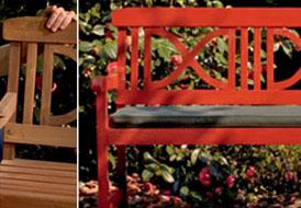 Συντήρηση Ξύλινης Καρέκλας