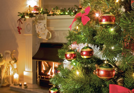 Χριστουγεννιάτικο έλατο