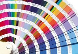 Διαλέγοντας χρώματα